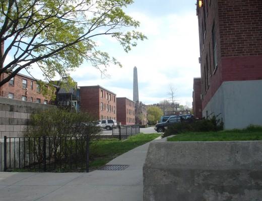 Public housing in Charlestown