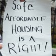 Affordable Housing Is a Right